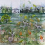 artistic depictions of Richmond Park
